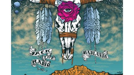 Jack the Radio Badlands Album Cover